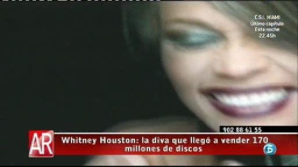 Hasta siempre, Whitney
