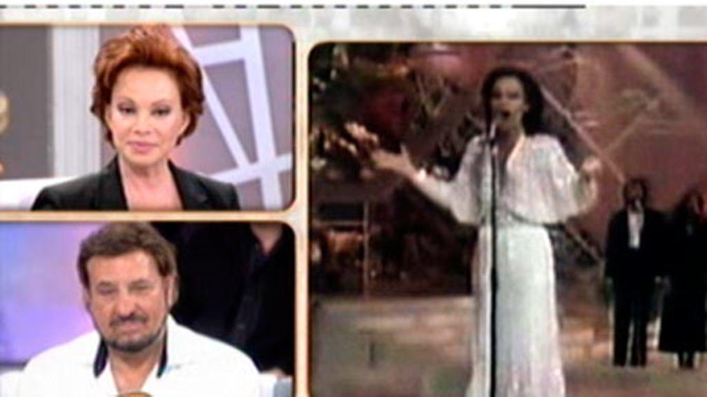 Interpretó a España en Eurovisión en 1981