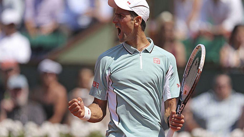 Djokovic, más sólido en el desempate