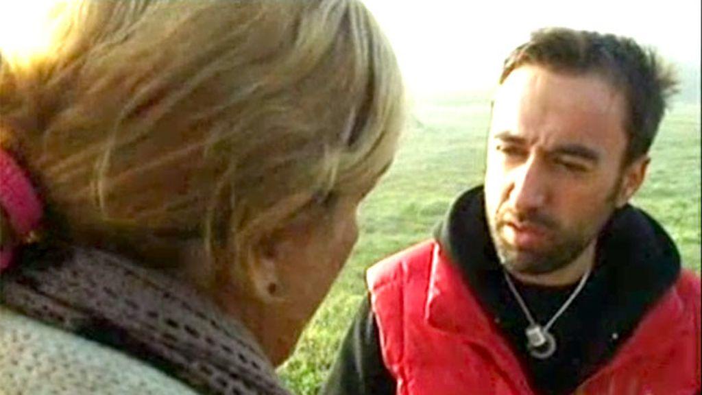 """Liberto, a Blanca: """"Tu hermano tiene más maldad que su madre"""""""