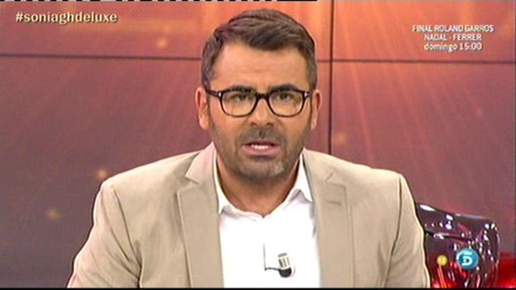 El representante de Guti niega absolutamente un posible lío con Olvido Hormigos