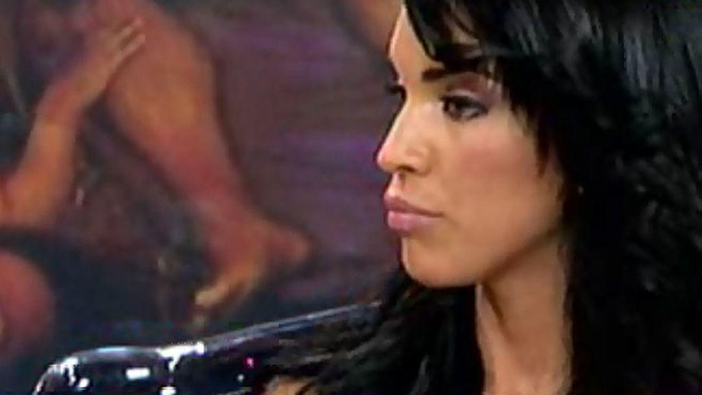 Carmen confirma que algo ha pasado en la cabaña con Esteban