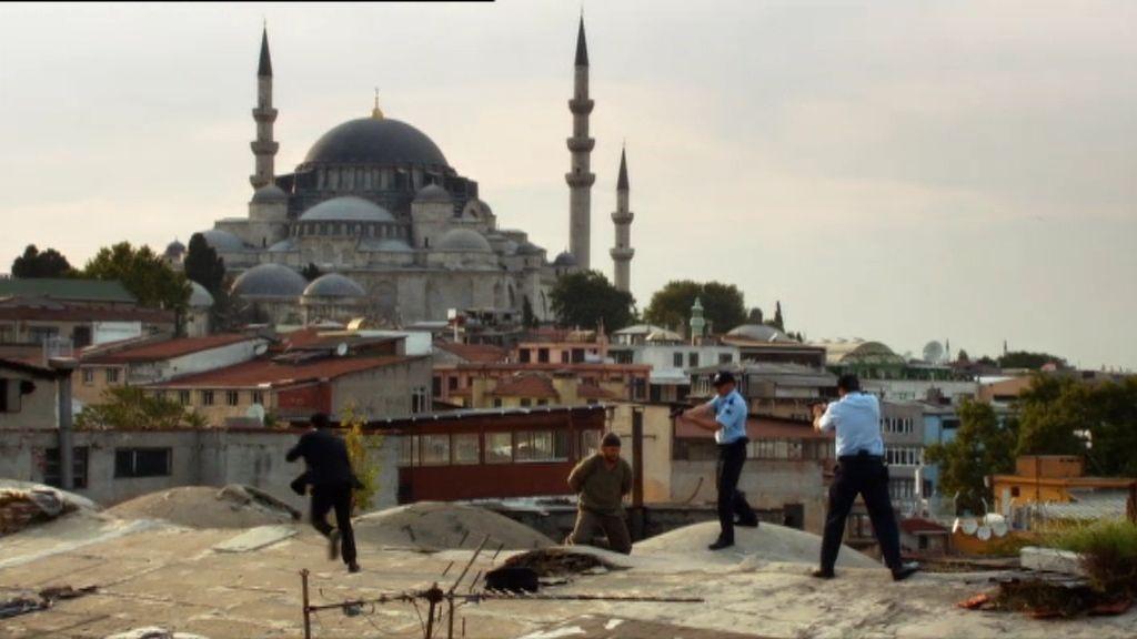 ¿Cuándo se convirtió Santa Sofía en una mezquita?