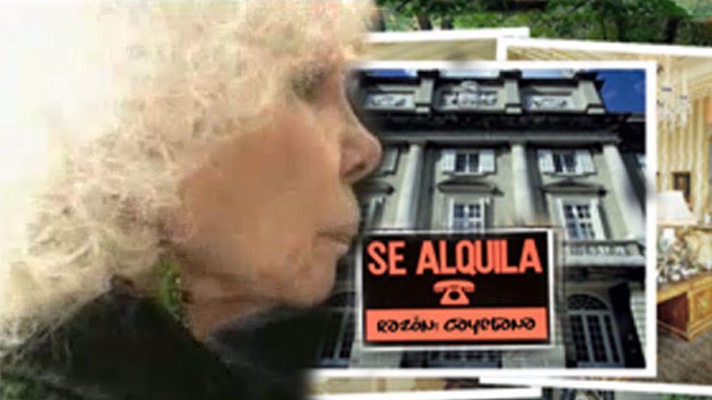 """Cayetano Martínez de Irujo: """"Se van a hacer visitas guidas al palacio de Liria"""""""