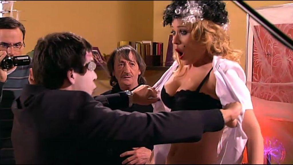 ¡Amador quiere ser actor porno!