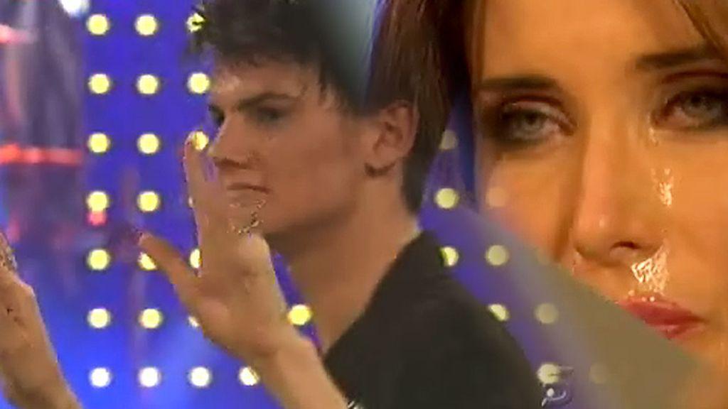 Las lágrimas de Pilar Rubio