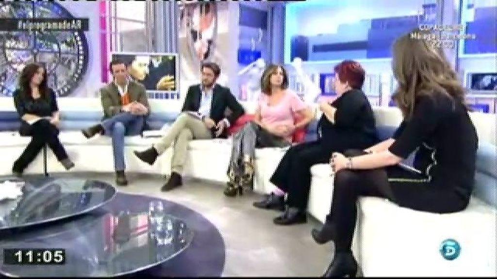 """Paloma: """"No me creo que Sor María se haya muerto"""""""