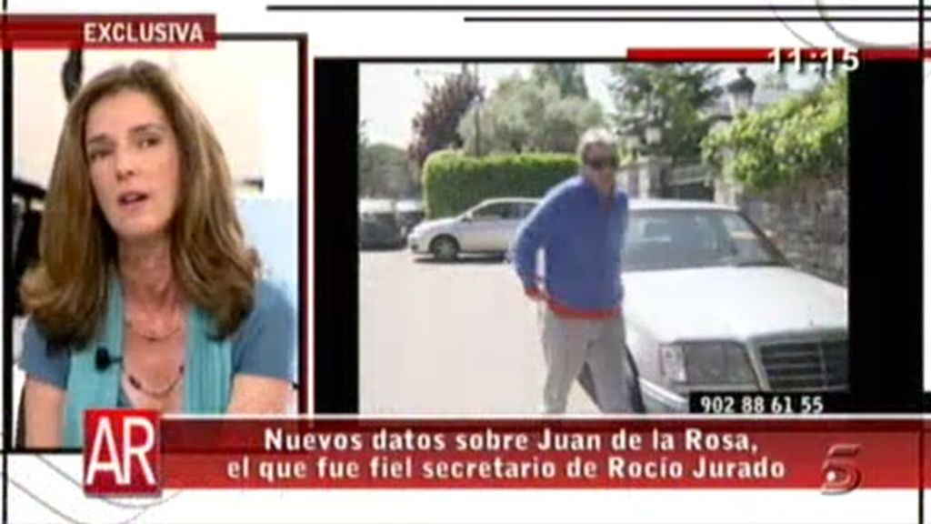 Nuevos datos de Juan de la Rosa