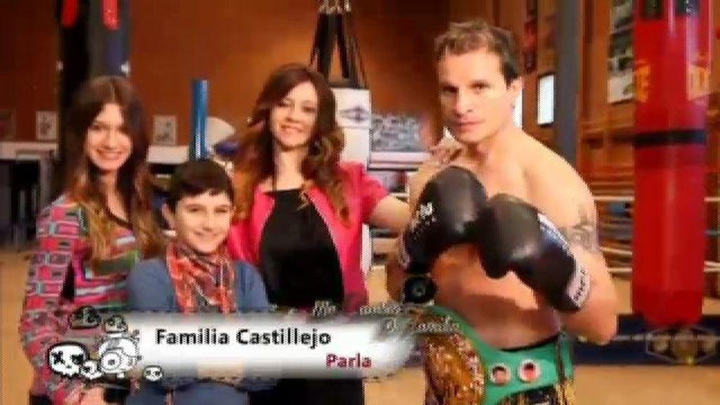 Así es la familia Castillejo