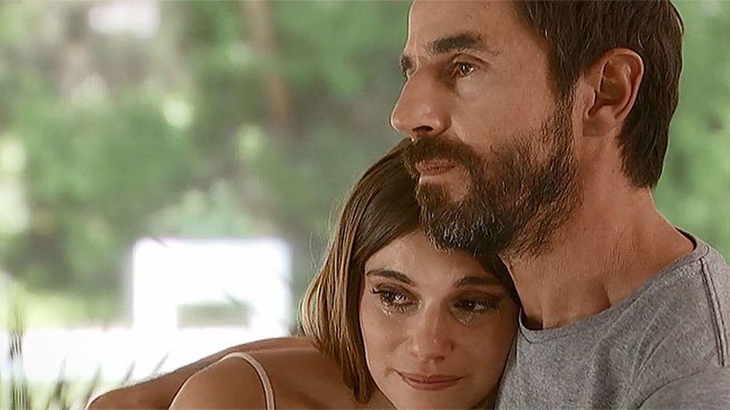 """Pablo, a Pilar: """"¿No te das cuenta de que no tienes vida?"""""""