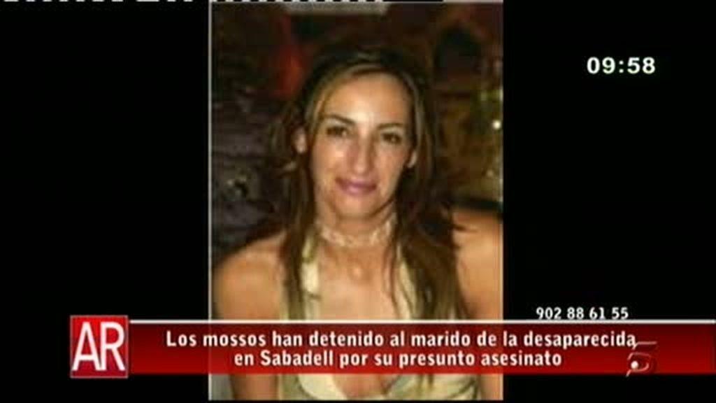Desaparecida en Sabadell