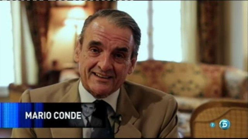 Mario Conde no acude a plató