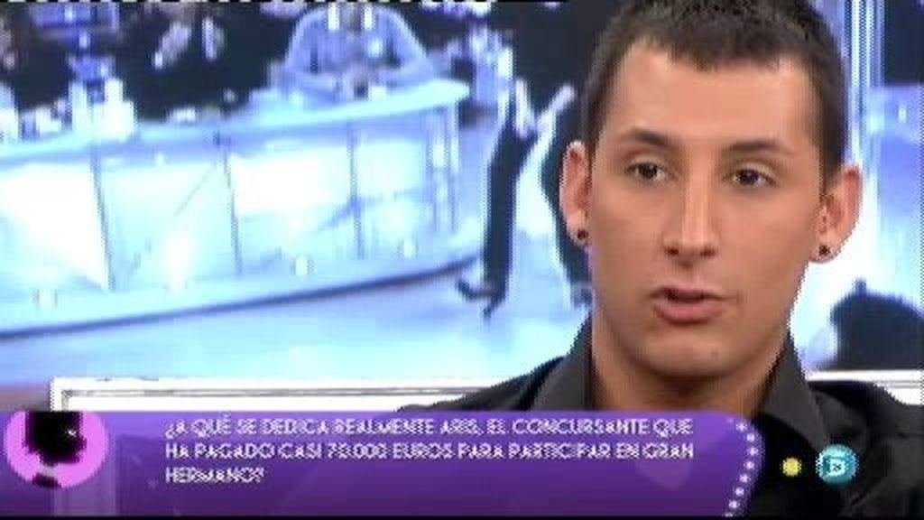 """Aris: """"Juan es el más estratega de la casa"""""""
