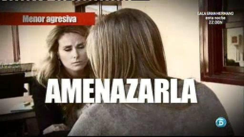 'El programa de Ana Rosa' acude a un centro de ayuda a jóvenes violentos