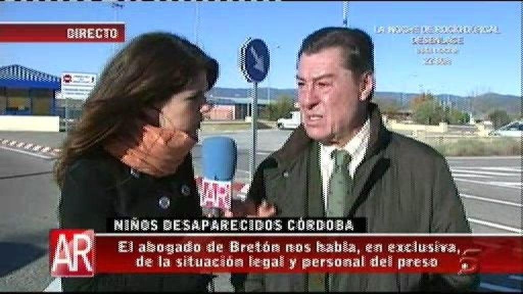 José Bretón está hundido, según su abogado