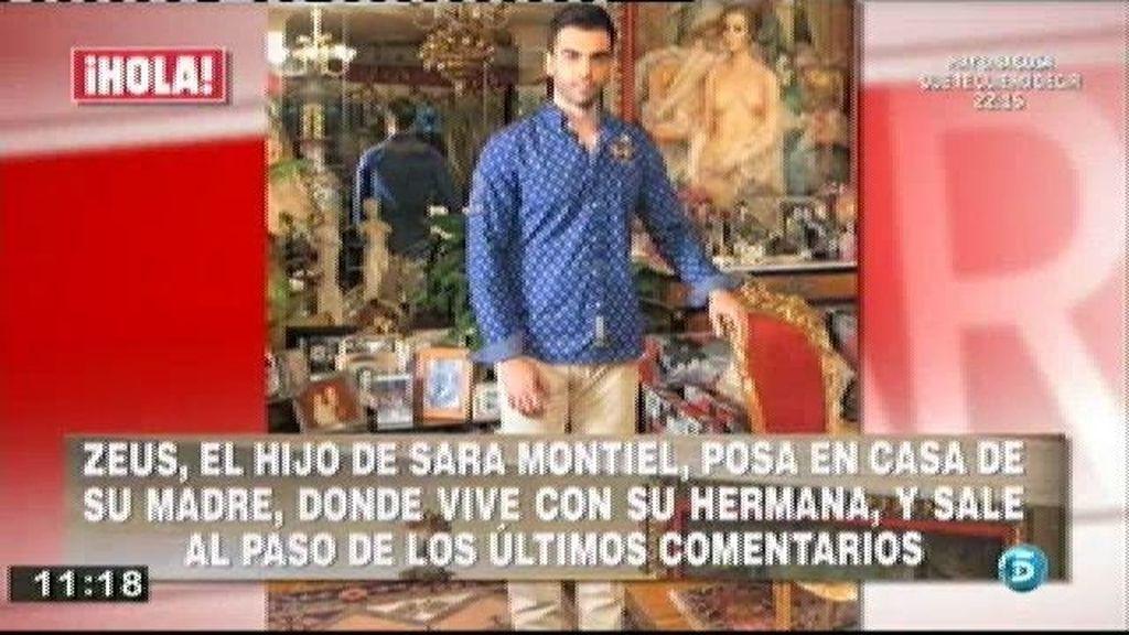 """María Patiño: """"Los hijos de Sara Montiel han faltado en algunos momentos"""""""