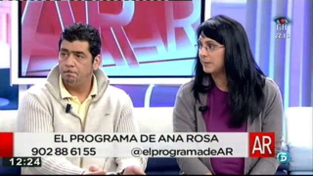 """Luis Miguel: """"No tenemos para comer"""""""