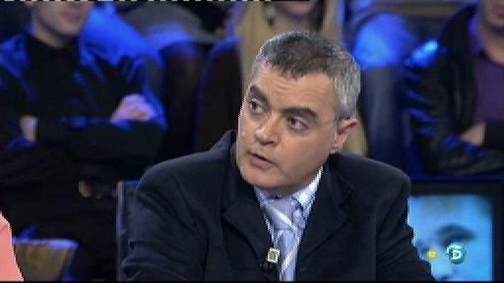 Diego Torres podría pactar con la fiscalía, según Kiko Mestre