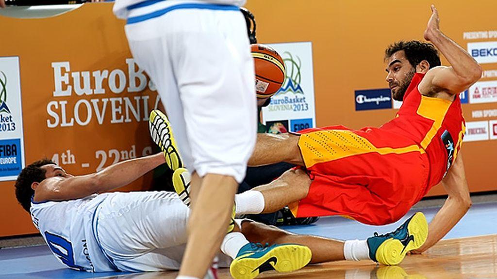 España cae ante Italia (86-81)