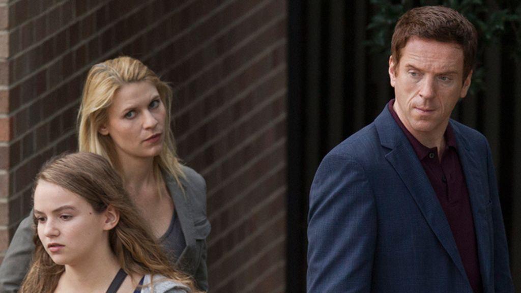 La hija de Brody complica su colaboración con la CIA