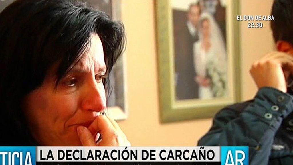 """Eva Casanueva: """"Siempre hemos pensado que Francisco Javier que tenía algo que ver"""""""