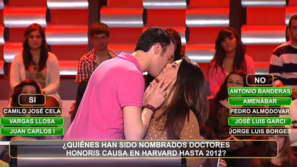 Los enamorados tampoco tienen suerte con los Honoris Causa de Harvard