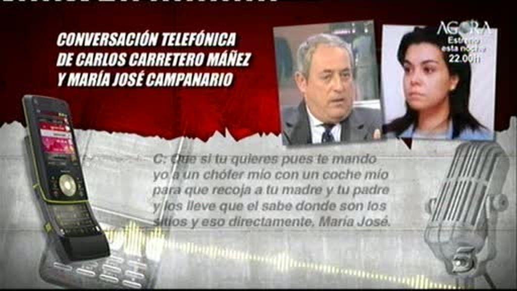 Escucha Carretero - Campanario