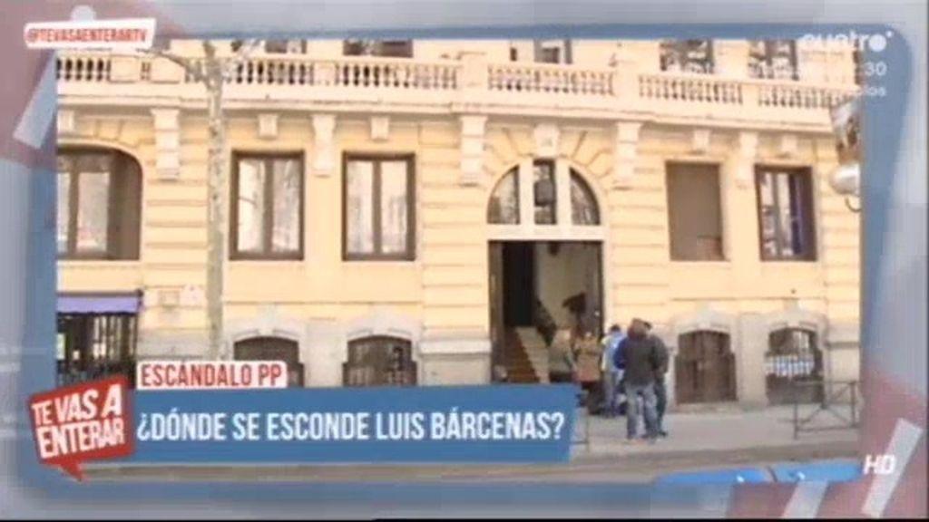 ¿Dónde se esconde Luis Bárcenas?