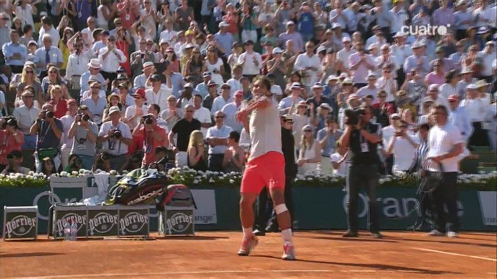Nadal vence la batalla a Djokovic