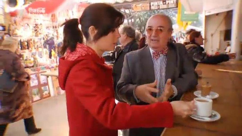 """""""Caspa"""" y lujo se confunden en Benidorm"""