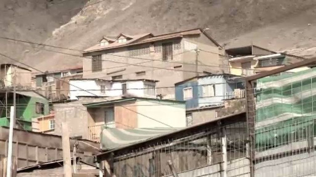 Riesgos de riadas en Atacama