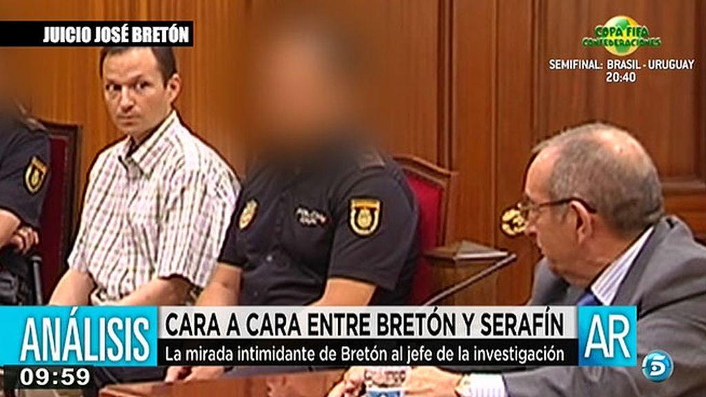 Serafín Castro duda al responder cómo llegaron las fotografías de los huesos al profesor Etxeberría