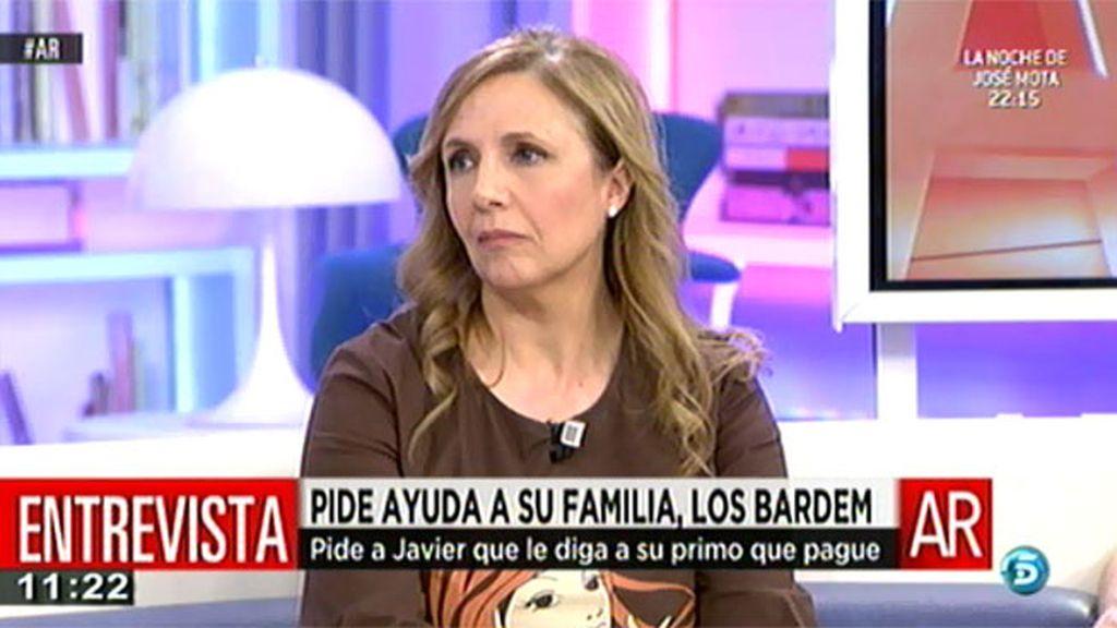 """Mª José, ex de Juan Bardem: """"Mi ex le dijo a mi hijo que le parecía inmoral que yo ocupara la casa"""""""
