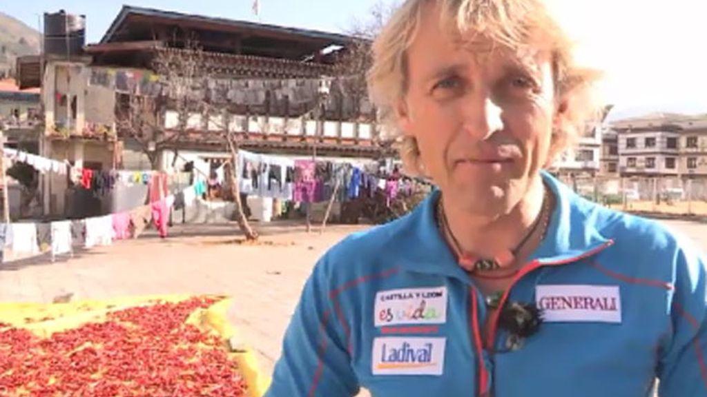 Bután, un país escondido en el Himalaya