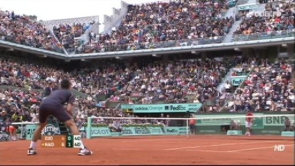 Nadal remata a Djokovic