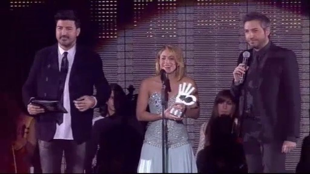 Shakira, artista más influyente del mundo latino