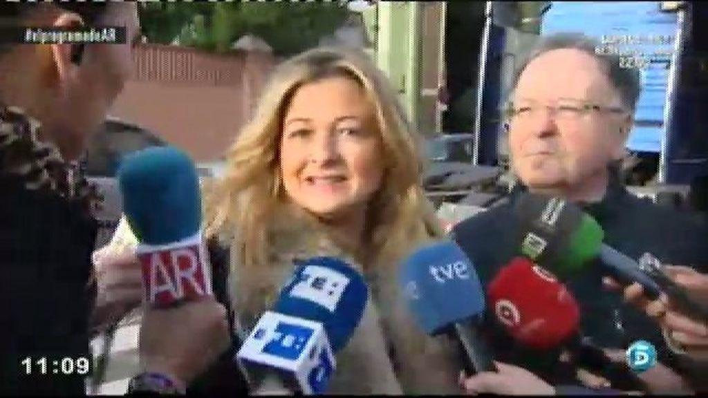 """Virginia López, abogada de 'Manos Limpias': """"Villanueva tiene una gran implicación en este asunto"""""""