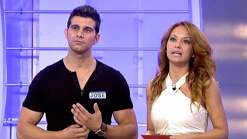 Gina deja a Morales sin palabras