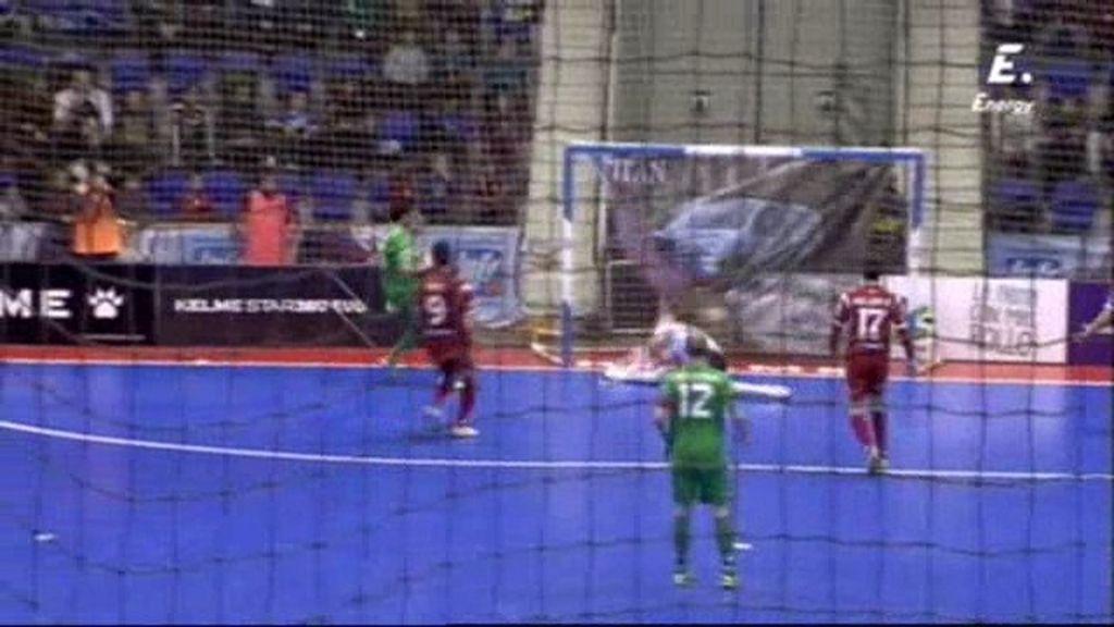 Gol de Marc Tolrá (Navarra 2-1 ElPozo)