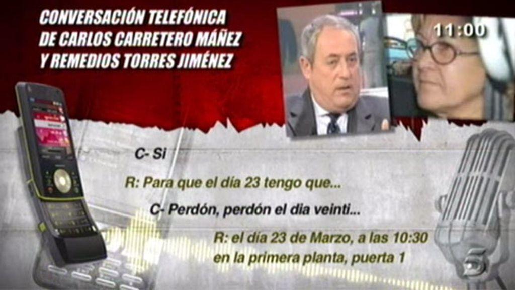 Escucha Carretero-Remedios Torres