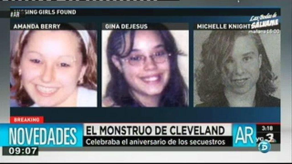 Ariel Castro celebraba el aniversario de los secuestros