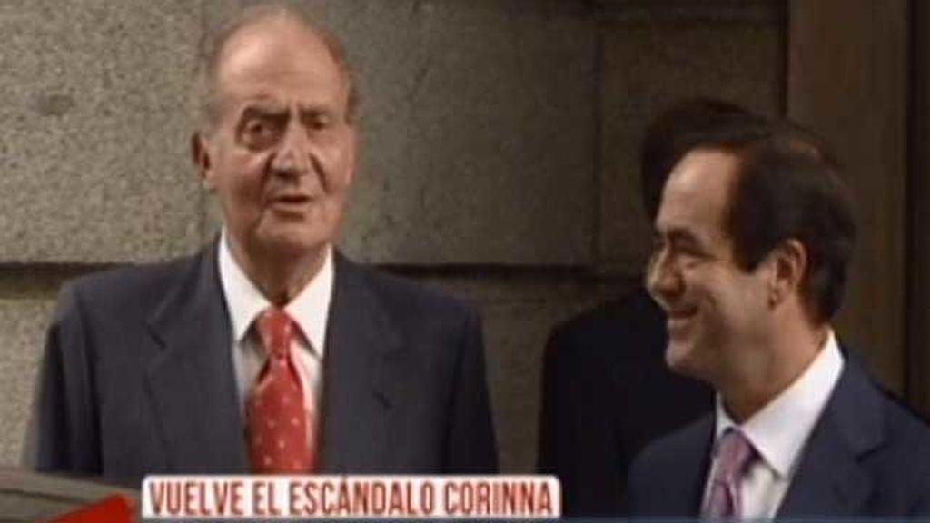 Bono habría encargado un informe al CNI sobre Corinna en 2005