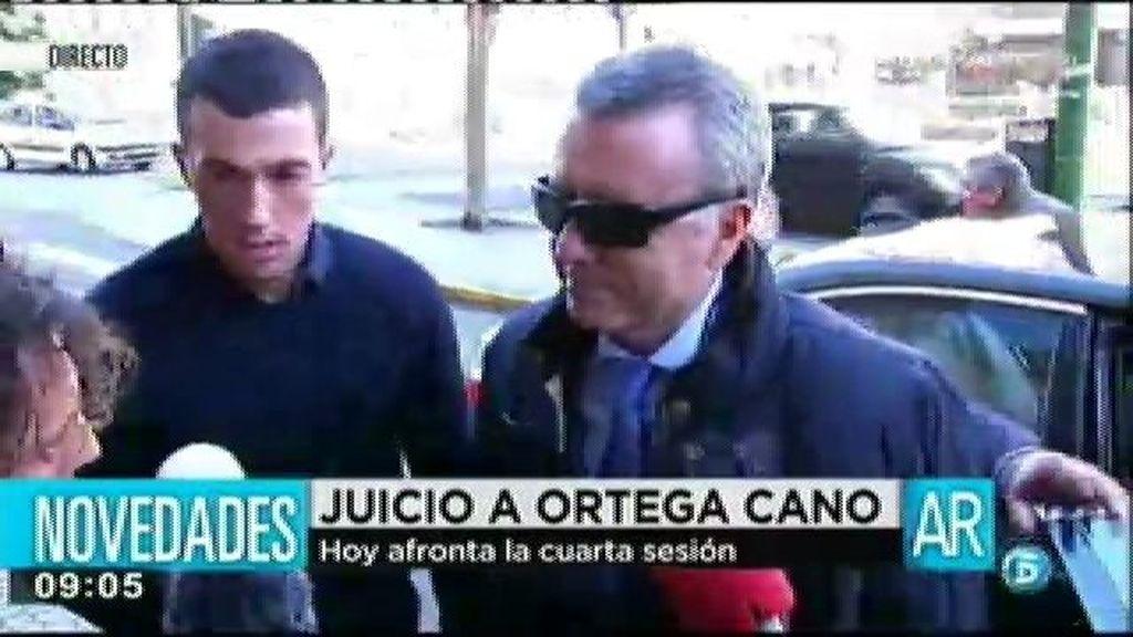"""Ortega Cano, sobre las acusaciones de los testigos:  """"Todo estaba organizado"""""""