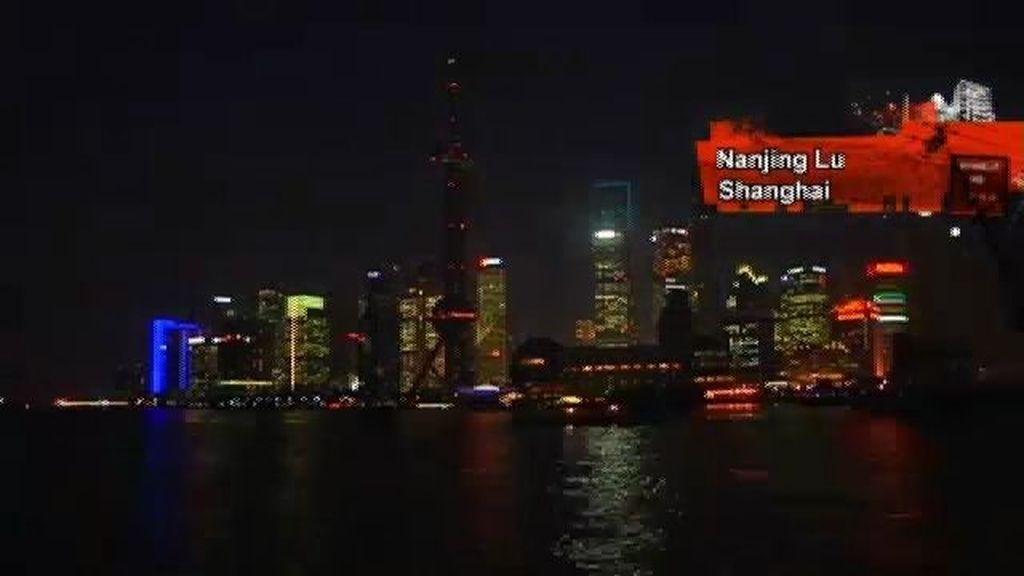 La noche más deportiva en Shangai