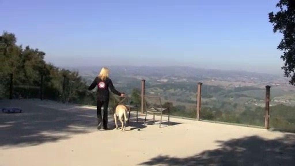 Las vistas desde el rancho de Cheri