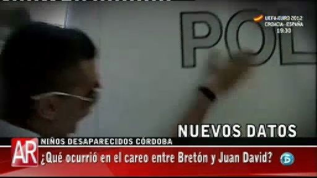 José Bretón negó que haber dicho a Juan David que hubiera matado a los niños