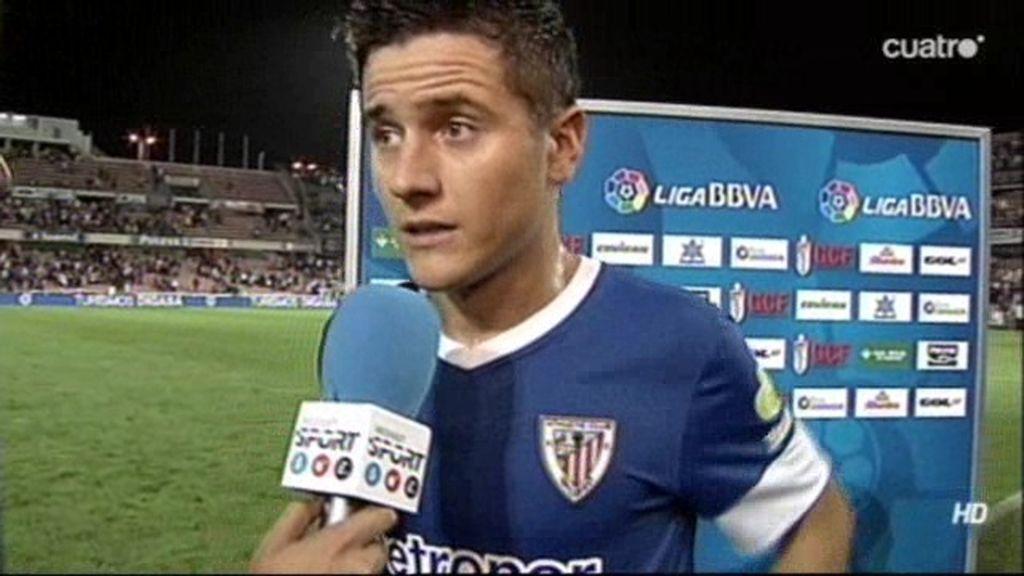"""Ander Herrera: """"Tenemos que corregir la imagen fuera de casa"""""""