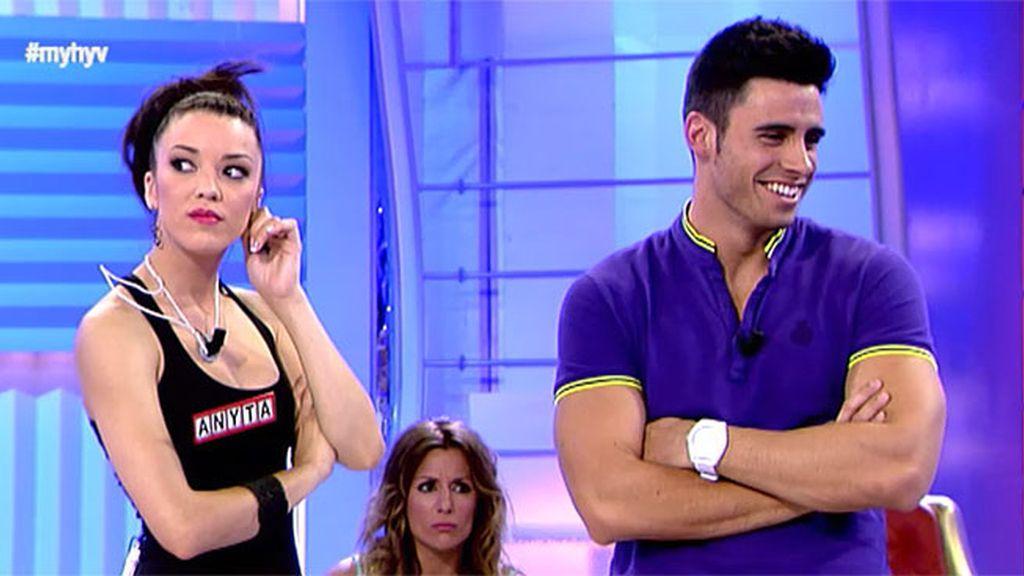 Ana cree que Cristina y Noel se conocen