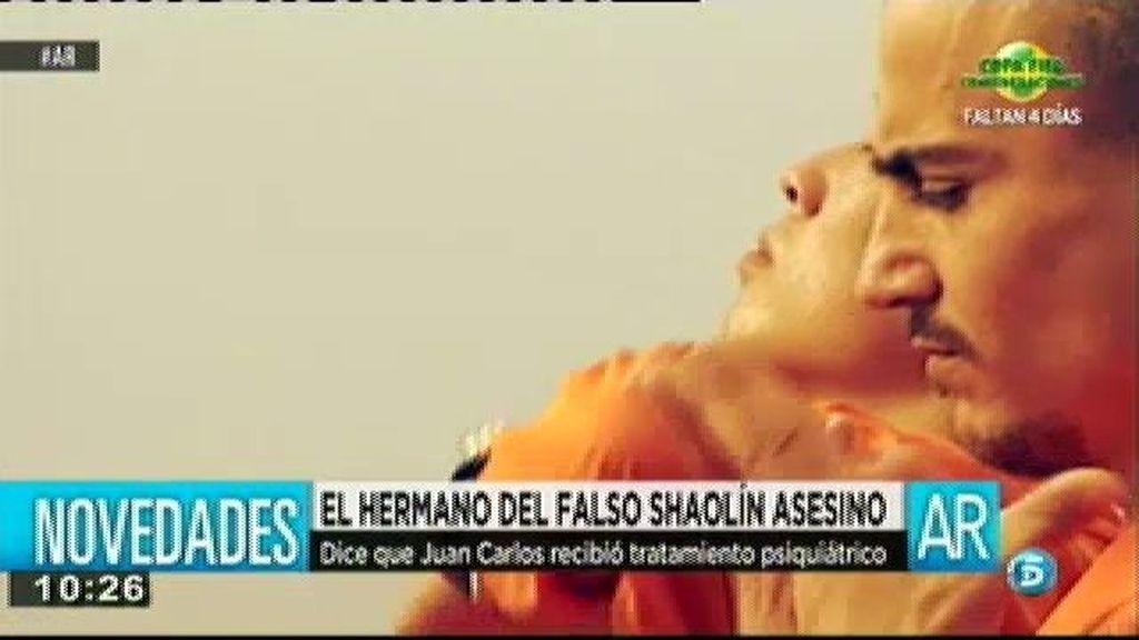 El falso monje shaolín recibió tratamiento psiquiátrico a los 17 años por fobia social