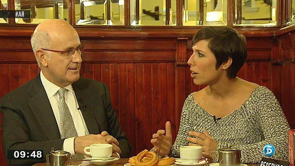 """Duran i Lleida: """"Creo que Rajoy es honesto pero el PP se está haciendo un lío"""""""